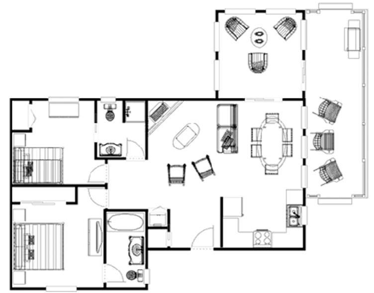 Algonquin Floorplan