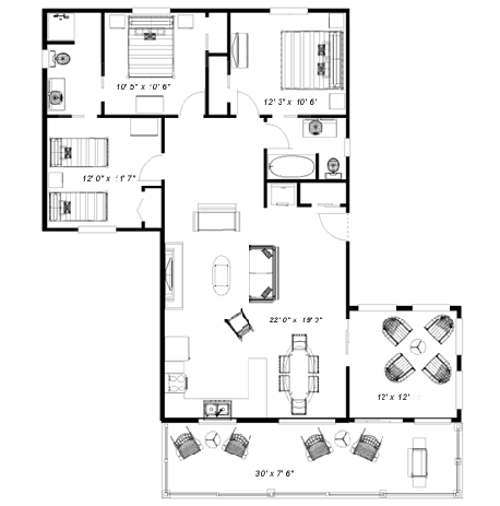 Meadowvale Floorplan