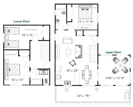 Muskokan Floorplan